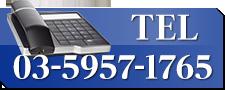 TEL:03-5957-1765